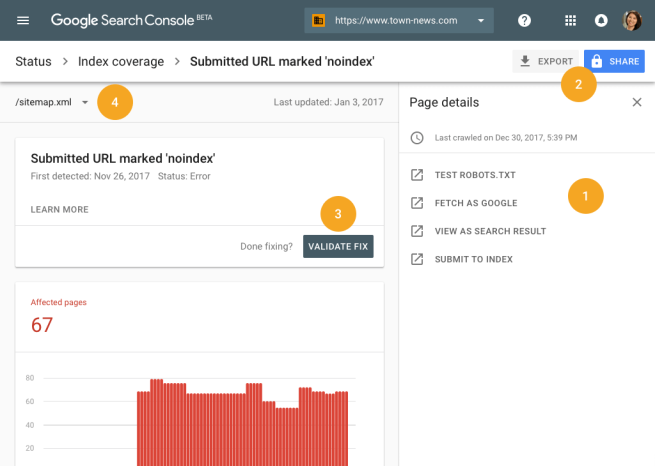 Google Has Released A Beta Version Of The Search Console